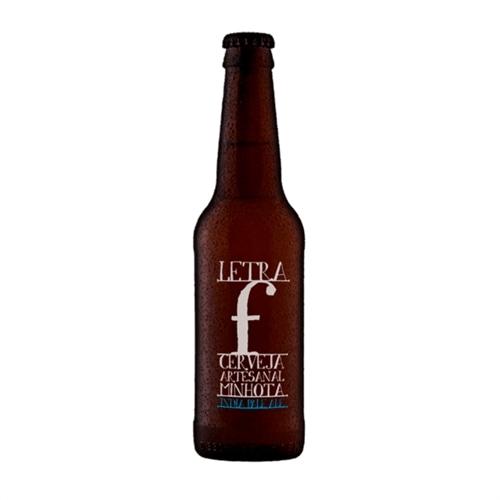 Letra F American India Pale Ale