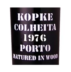 Kopke Colheita Porto 1976