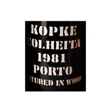 Kopke Colheita Porto 1981