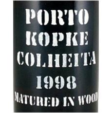 Kopke Colheita Porto 1998
