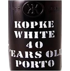 Kopke 40 years White Port