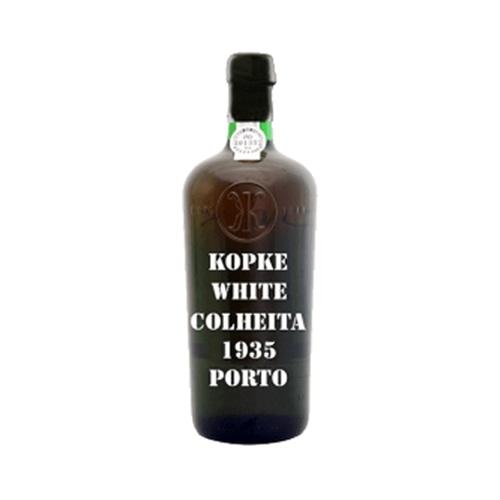 Kopke Colheita White Porto 1935