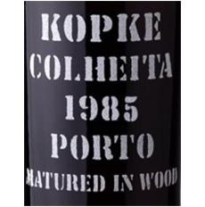 Kopke Colheita Porto 1985