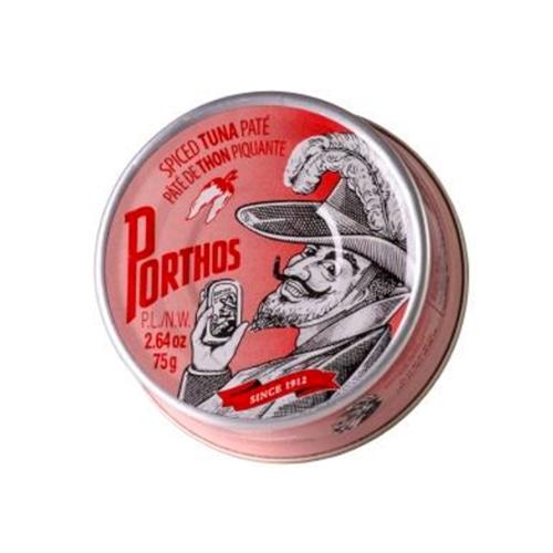 Porthos Paté di tonno piccante