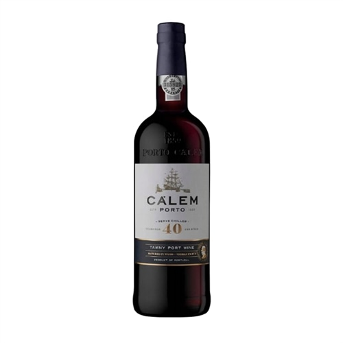 Calem 40 years Tawny Port
