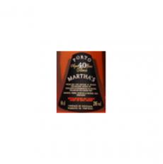 Marthas 40 years Tawny Port