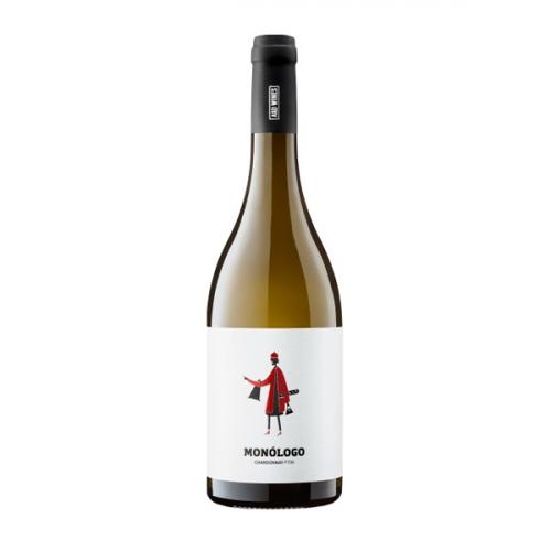 Monólogo Chardonnay Branco 2019
