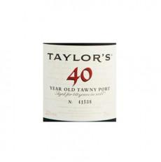 Taylors Tawny 40 jahre...