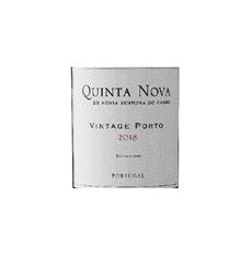 Quinta Nova Vintage Port 2018