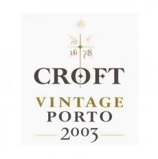 Croft Vintage Porto 2003