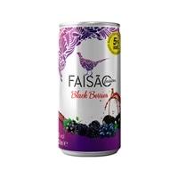 Faisão Fusion Black Berries in can