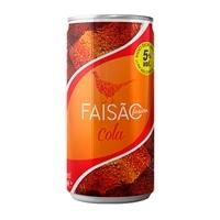 Faisão Fusion Cola in can