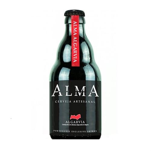 Alma Algarvia Oatmeal Stout