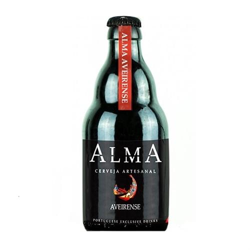 Alma Aveirense Imperial Stout
