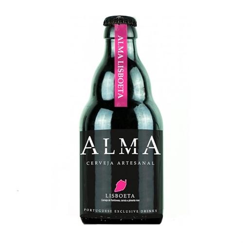 Alma Lisboeta Belgian Dark Strong Ale