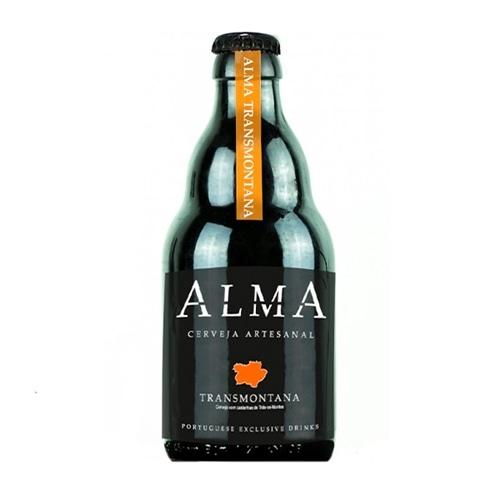 Alma Transmontana WildBerry Ale