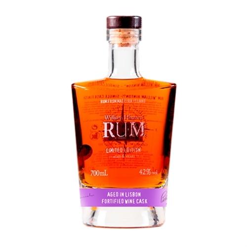 William Hinton 6 años Carcavelos Single Cask Rum