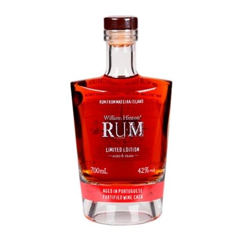 William Hinton 6 anos Port Wine Single Cask Rum