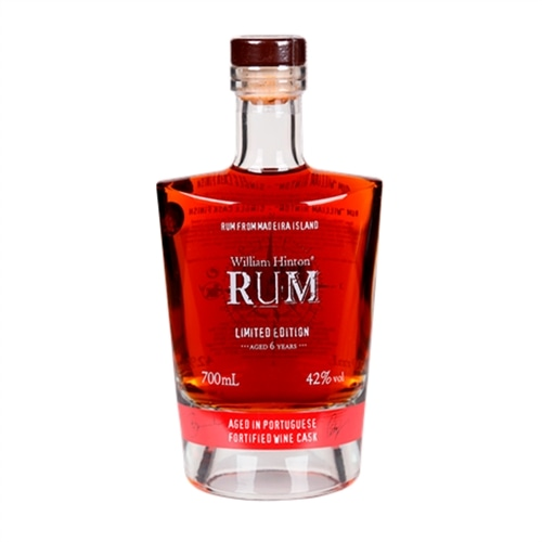 William Hinton 6 ans Port Wine Single Cask Rum