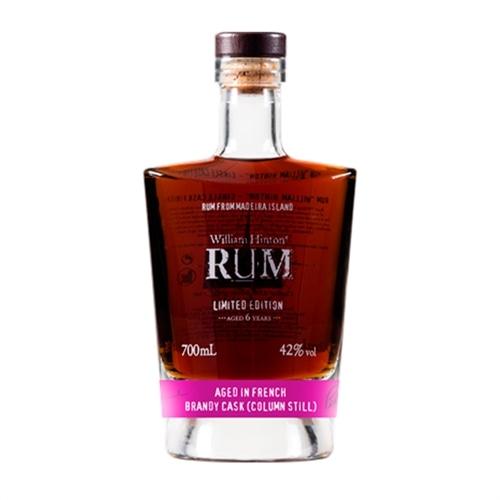 William Hinton 6 años Armagnac Single Cask Rum