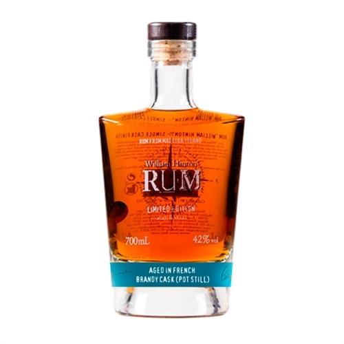 William Hinton 6 años Cognac Single Cask Rum