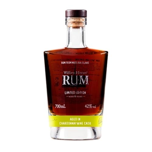 William Hinton 6 años Chardonnay Single Cask Rum