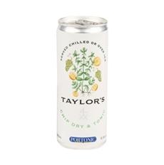 Taylors Chip Dry & Tonic en lata