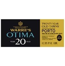 Warres Otima 20 years Port