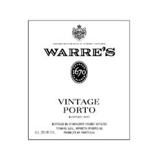 Warres Vintage Port 1980