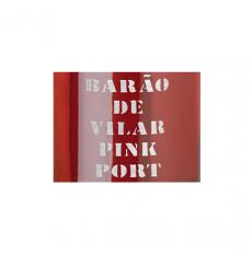 Barão de Vilar Pink Portwein
