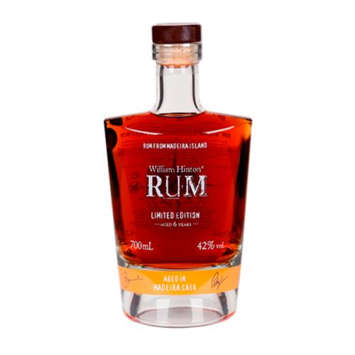 William Hinton 6 years Madeira Single Cask Rum