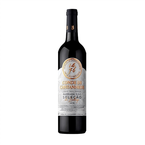 Conde de Cantanhede Winemaker Selection Tinto 2016