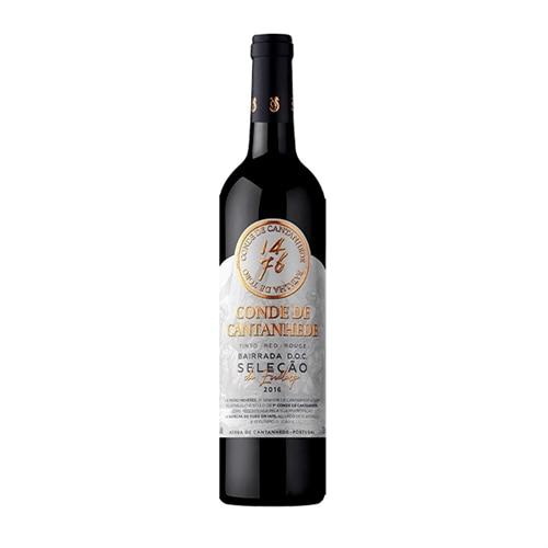 Conde de Cantanhede Winemaker Selection Red 2016