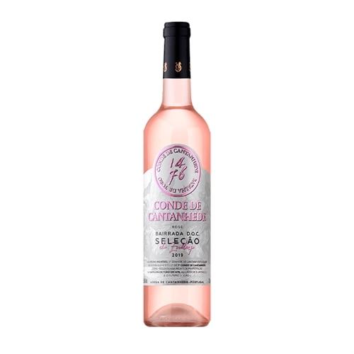 Conde de Cantanhede Winemaker Selection Rosé 2019