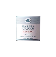Palha Canas Reserve Red 2017