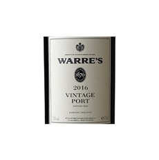 Warres Vintage Port 2016