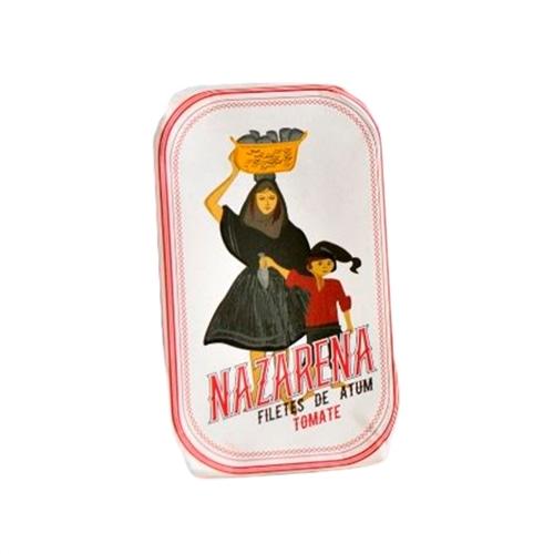 Nazarena Tuna Fillets in Tomato
