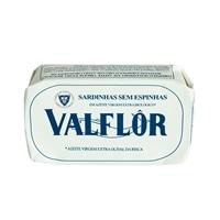 Valflor Boneless Sardines in Olival da Risca Olive Oil