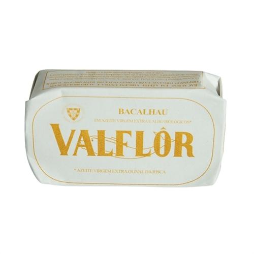 Valflor Kabeljau mit Knoblauch und Olivenöl Olival da Risca