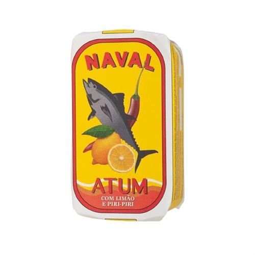 Naval Filetes de Atum em Azeite Picante e Limão