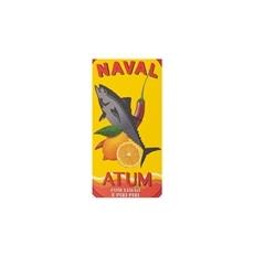 Naval Filetes de Atum em...