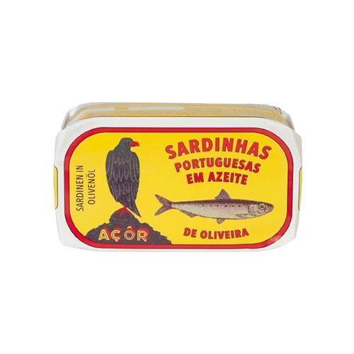 Açôr Sardinhas em Azeite