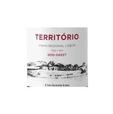 Território Semi-sweet Red 2018