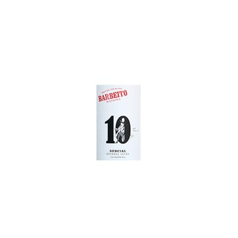 Barbeito Sercial 10 years...