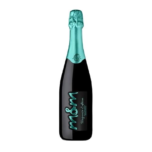 M&M Turquoise Meio Seco Espumante