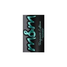 M&M Turquoise Meio Seco...