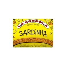 La Gondola Sardinhas em...