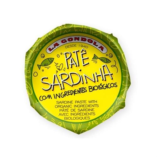 La Gondola Pâté de Sardines Bio