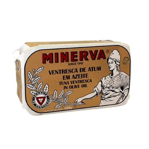 Minerva Atum Ventresca em Azeite