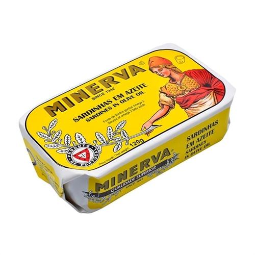 Minerva Sardines in Olive Oil